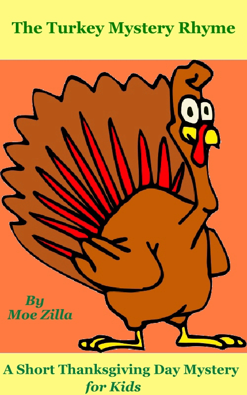 A funny turkey ebook
